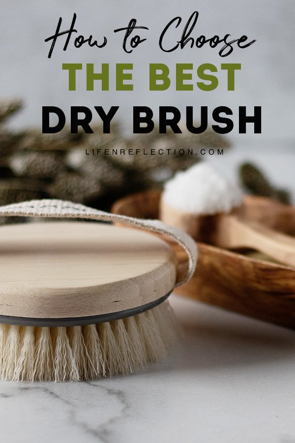What's The Best Dry Brush? You've likely found there are a lot of dry brushes available. Just like a jade roller, you'll want to make sure you are buying the real deal. Here's how to choose the best dry brush!
