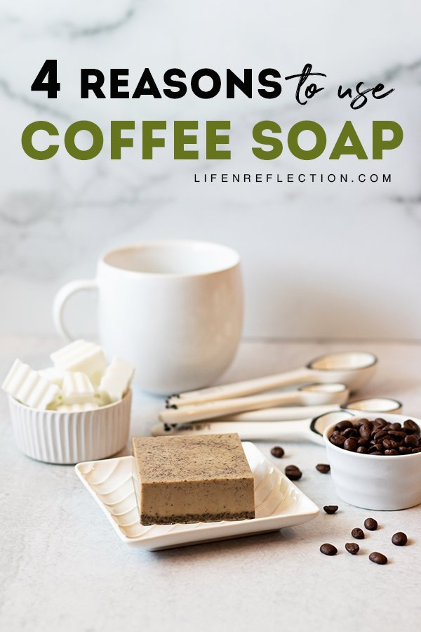 Truth be told coffee soap benefits are quite numerous. Coffee can give your skin a good jolt, just like it does for you from your cup every morning. Here are four reasons why adding coffee soap to your skin care routine is worth gossiping or who I'm kidding - bragging about!