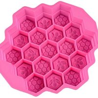 honeycomb silicone soap mold