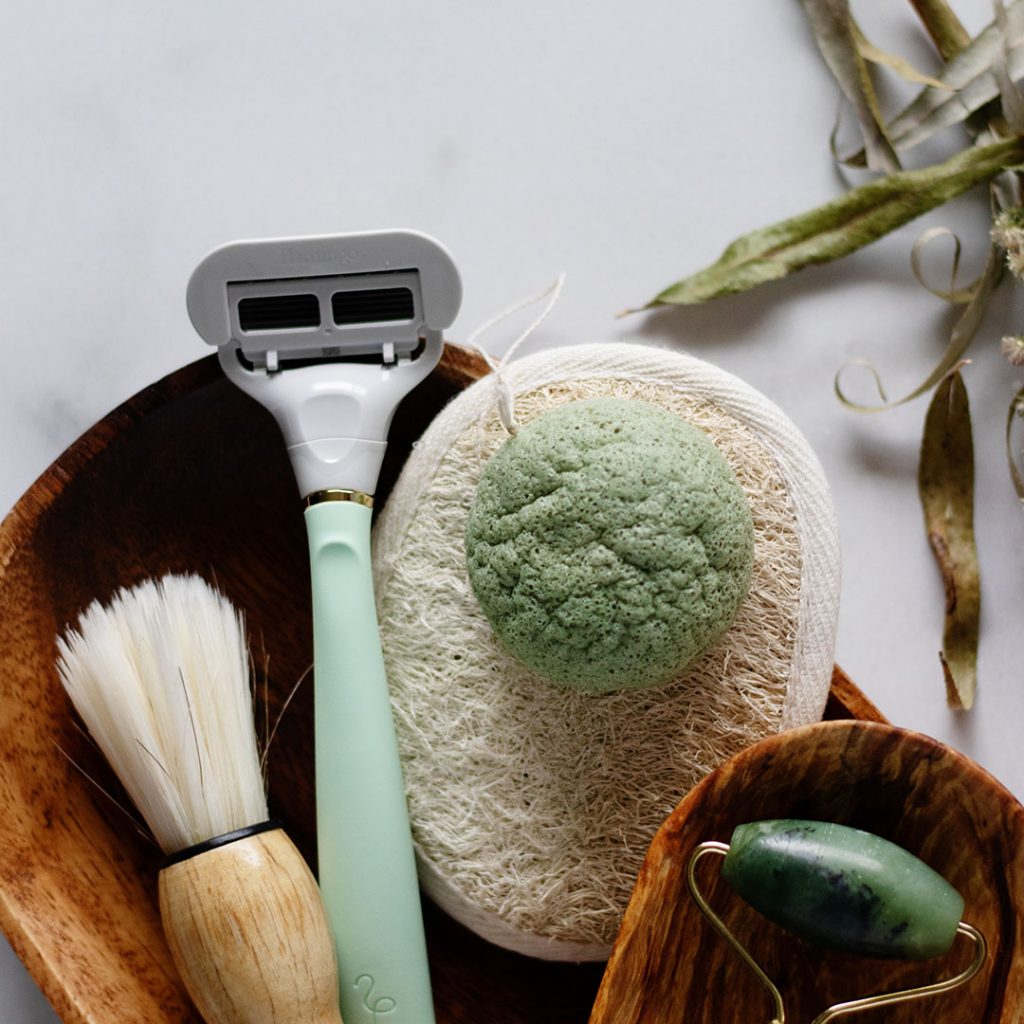 Want to know what are the best natural skin care tools to swap now for a natural skin care routine at home to impress even your zero waste friends?