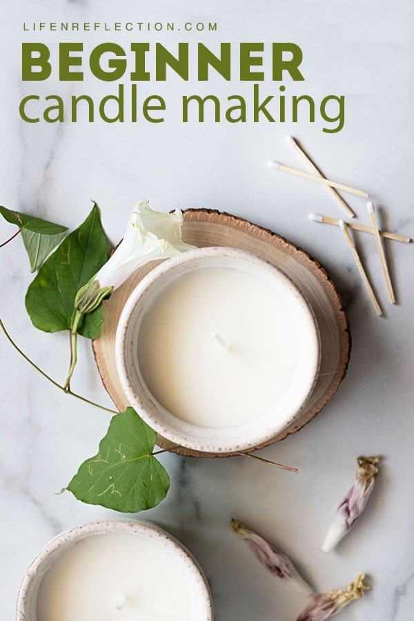 Beginner candle making all comes down to knowing how to make scented candles to suit your needs, wants, and likes with the best wax and fragrance!
