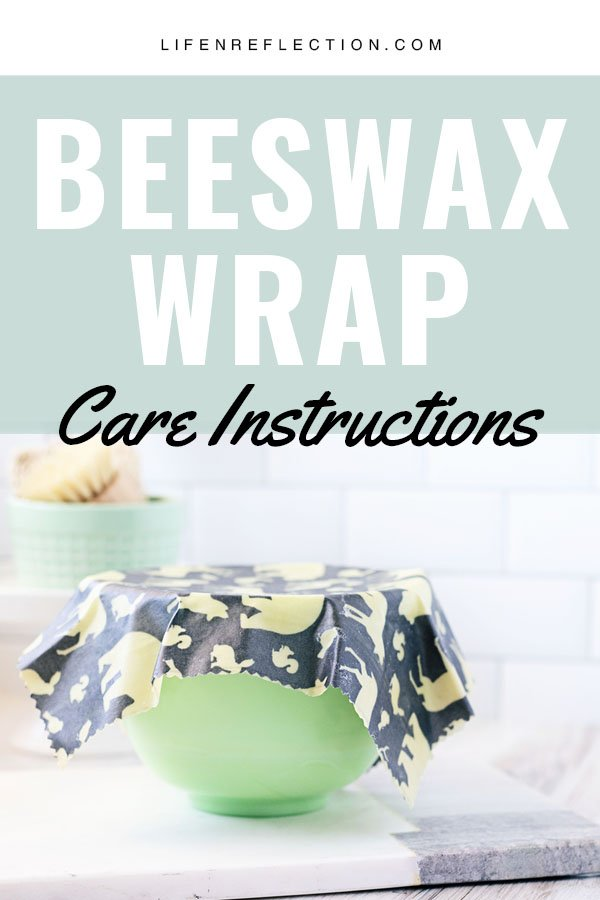 Tips on How to Care for DIY Beeswax Wraps