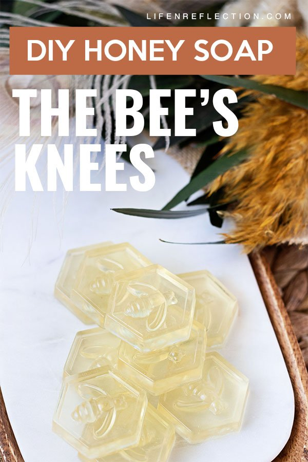Honey is a fascinating soap additive with a long, romantic history, and you don't have to be a beekeeper or a queen to try it. This lemon honey soap recipe is the bee's knees - it smells like honey, looks like a honeycomb, and takes just a few minutes to whip up!