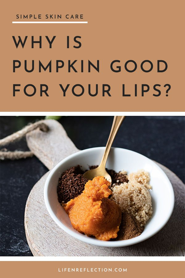 From the fall infused scent to your new silky, smooth pout, you will be obsessed over this pumpkin spice latte lip scrub recipe from the start when you find out why pumpkin is good for your lips!