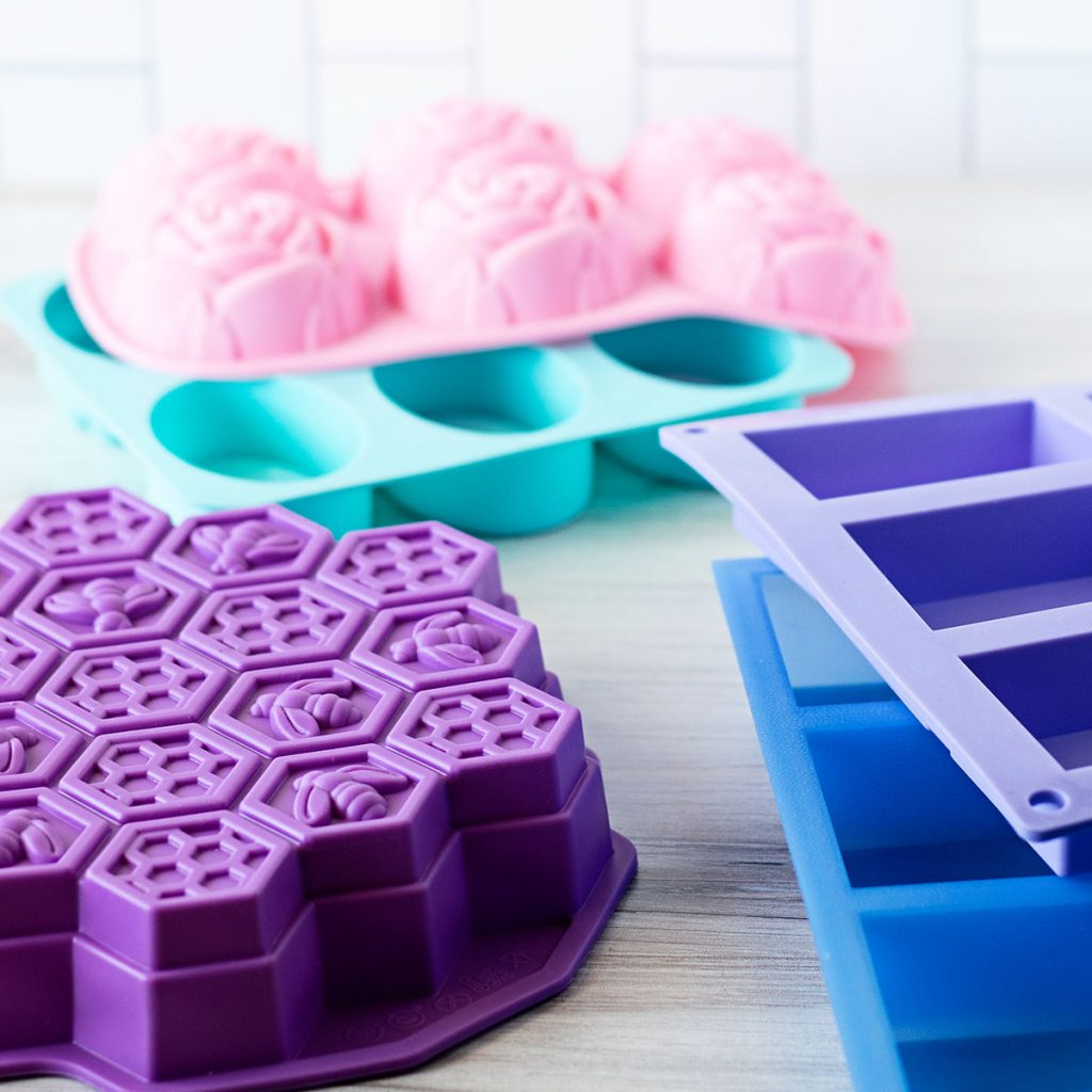 What's the best soap molds to make handmade soap?