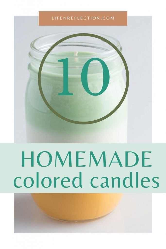 Where Do You Start with How to Make Colored Candles? These 10 DIY colored candles are a great place to begin!