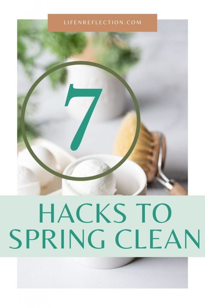 If you're struggling to start cleaning you need these quick cleaning hacks!