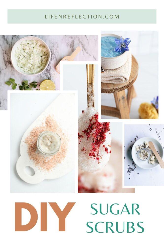 12  DIY Sugar Scrubs for an Incredible Glow!